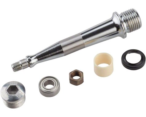 iSSi Spindle Rebuild Kit (Silver)