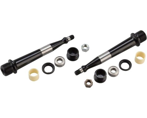 iSSi +6mm Spindle Rebuild Kit (Black)