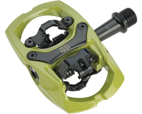 iSSi Trail II Pedals (Lichen Green)