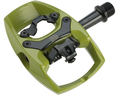 iSSi Flip II Pedals (Army Green)