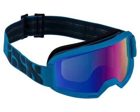 iXS Hack Goggle (Racing Blue/Mirror Blue)