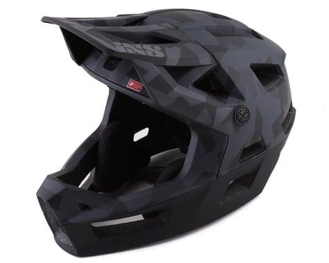 iXS Trigger FF MIPS Helmet (Black Camo) (M/L)