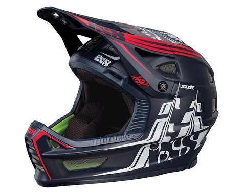 iXS Xult Men's Full Face MTB Helmet (D. Berrecloth Edition)