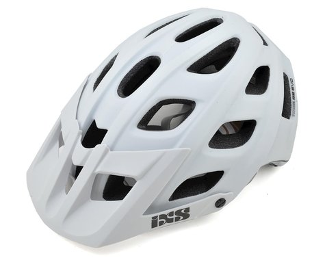 iXS Trail RS EVO Mountain Bike Helmet (White) (S/M)