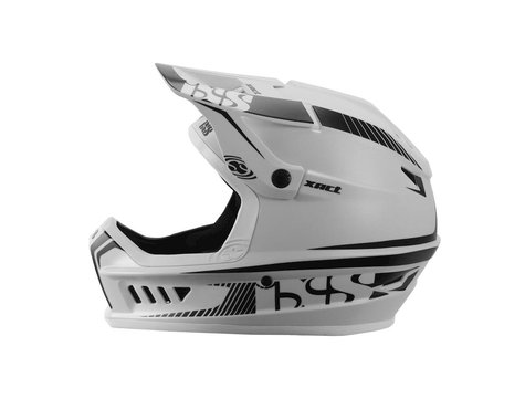 iXS Xact Mountain Bike Helmet (White/Black)