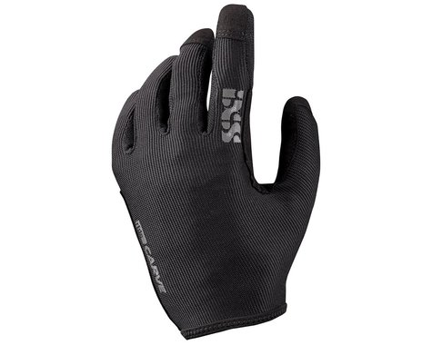 iXS Carve Gloves (Black) (2XL)