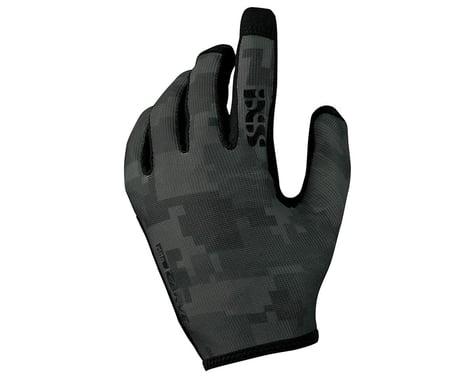 iXS Carve Gloves (Black Camo) (2XL)
