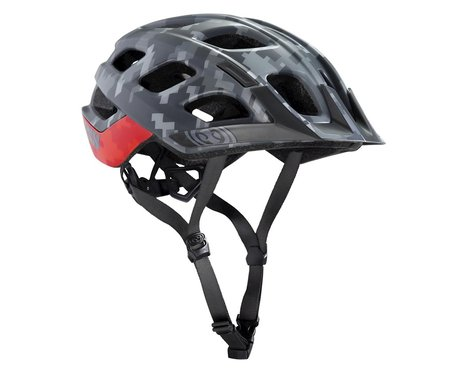 iXS Trail XC Mountain Bike Helmet (Grey) (S/M)