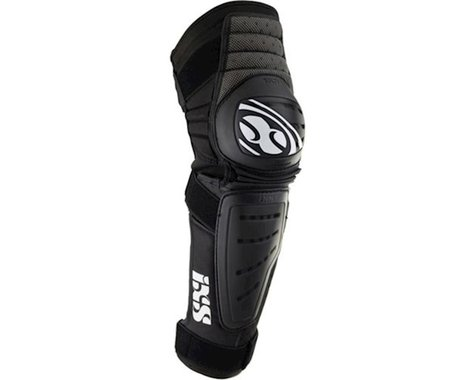 iXS Cleaver Knee/Shin Guard (Black) (L)