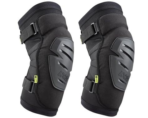 iXS Carve Race Knee Guard (Black) (XL)