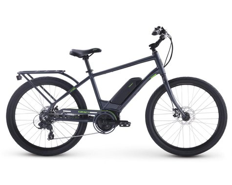 iZip VIBE 2.0 Step-Over Commuter (Onyx Black) (M)
