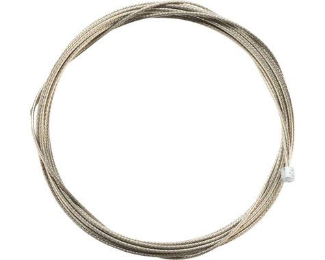 Jagwire Pro Polished Slick Derailleur Cable (Stainless) (1.1x3100mm) (1)