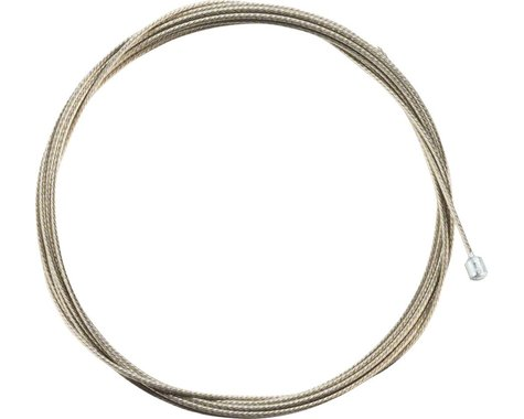 Jagwire Pro Polished Slick Derailleur Cable (Stainless) (1.1x2300mm) (1)