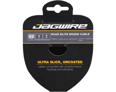 Jagwire Elite Ultra-Slick Brake Cable (Stainless) (Campy) (1.5 x 1700mm) (1)