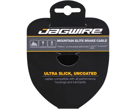 Jagwire Elite Ultra-Slick Brake Cable (Stainless) (1.5 x 2750mm) (1)