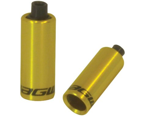 Jagwire Hooded End Cap 4.5mm Shift Bottle of 30