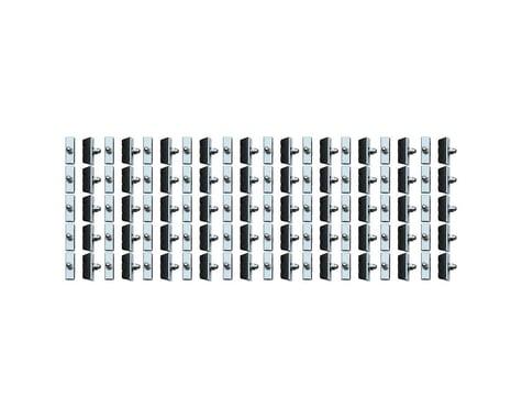 Jagwire Basics X-Caliper Brake Pads (Black) (50 Pairs)