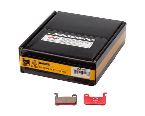 Jagwire Disc Brake Pads (Shimano XTR/XT/Saint/SLX/Deore) (Semi-Metallic)