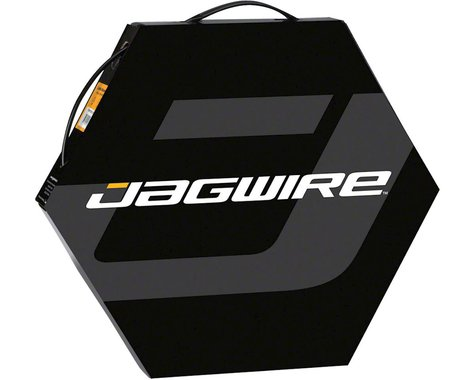 Jagwire Basics Brake Housing (Black) (5mm) (50m Box)