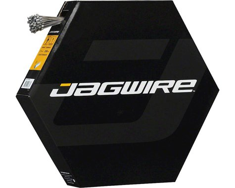 Jagwire Sport Derailleur Cable Slick (Stainless) (1.2x2300mm) (Box of 100)