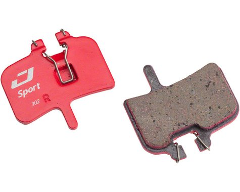 Jagwire Disc Brake Pads (Hayes HFX-Mag/HFX-9/MX1) (Semi-Metallic)