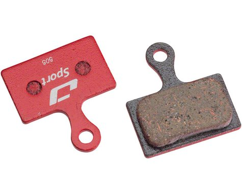 Jagwire Sport Semi-Metallic Disc Brake Pads (Shimano)