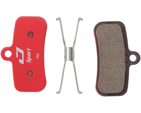 Jagwire Sport Disc Brake Pads (Semi-Metallic) (Shimano Deore XT M8020/Saint)