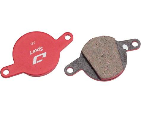 Jagwire Mountain Sport Semi-Metallic Disc Brake Pads for Magura Clara 2001-2002,