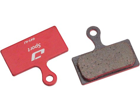 Jagwire Disc Brake Pads (Shimano, Rever) (Semi-Metallic)