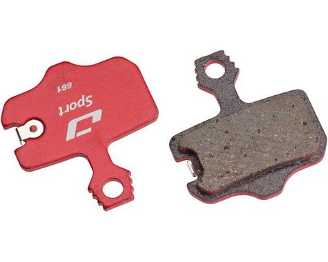 Jagwire Disc Brake Pads (Avid Elixir R/CR/XO/XX/World Cup) (Semi-Metallic)