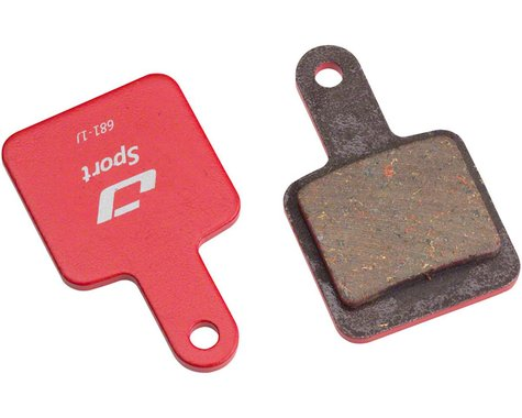 Jagwire Disc Brake Pads (Tektro, TRP) (Semi-Metallic)