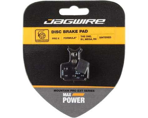 Jagwire Disc Brake Pads (Formula C1/CR3/Cura/Mega/R1/RO/RX/T1) (Sintered)