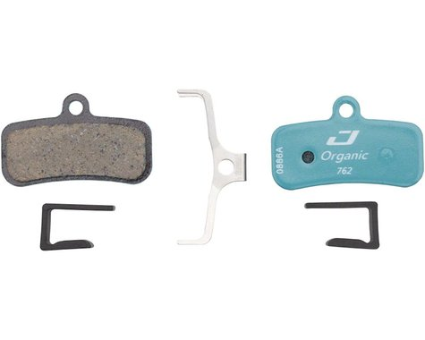 Jagwire Sport Disc Brake Pads (Organic) (Shimano Deore XT M8020, Saint M810)