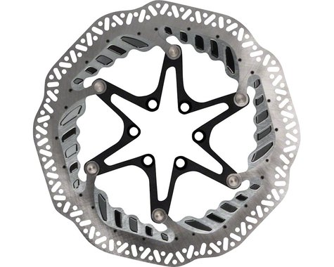 Jagwire Elite CR1 Vented Disc Brake Rotor (6-Bolt) (1)