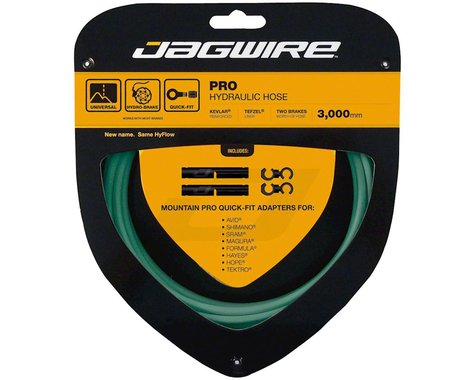Jagwire Mountain Pro Hydraulic Disc Hose Kit (Celeste) (3000mm)