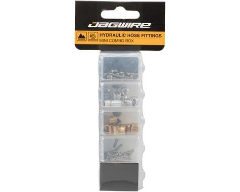 Jagwire Hydraulic Hose Fittings Mini Box (1)
