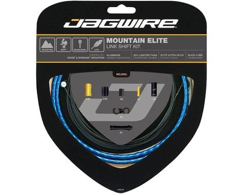 Jagwire Mountain Elite Link Shift Cable Kit (SRAM/Shimano) (Ultra-Slick Uncoat)
