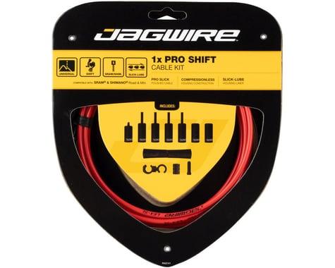 Jagwire 1x Pro Shift Kit Road/Mountain (Red) (SRAM/Shimano)