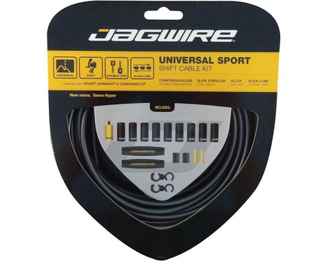 Jagwire Universal Sport Shift Cable Kit (Ice Gray)