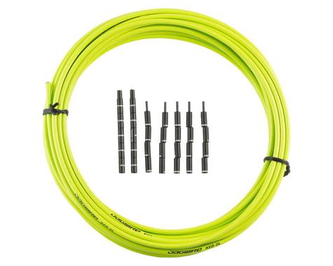 Jagwire Pro Compressionless Brake Housing (Organic Green) (5mm) (10m Roll)