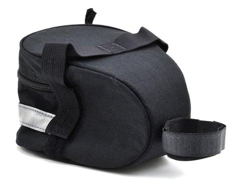 Jandd Mountain Wedge 1 Bike Saddle Bag (Black)