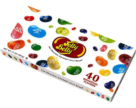 Jelly Belly Beananza 40 Flavor Gift Box (17oz)