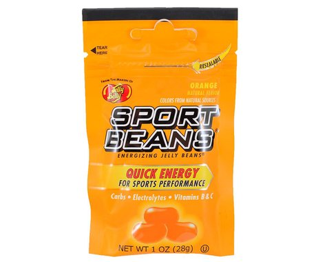 Jelly Belly Sport Beans (Orange) (1 1.0oz Packet)