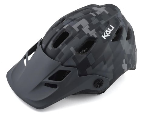 Kali Maya 2.0 Helmet (Pixel Matte Black) (L/XL)