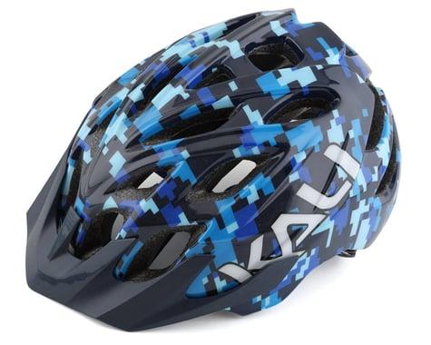 Kali Chakra Youth Helmet (Pixel Blue) (Universal Youth)