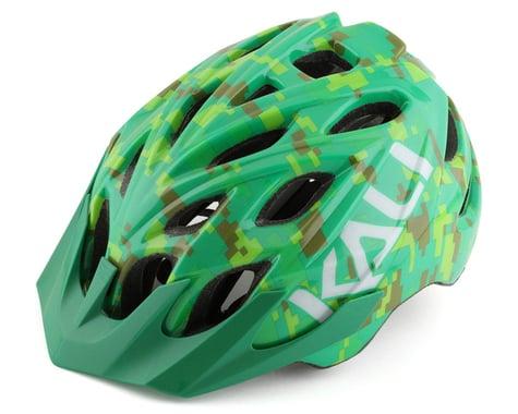 Kali Chakra Youth Helmet (Pixel Green) (Universal Youth)