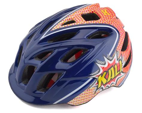Kali Chakra Child Helmet (Pow Blue/Red)