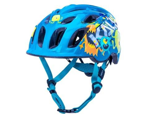 Kali Chakra Child Helmet (Monsters Blue) (S)