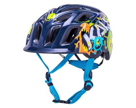 Kali Chakra Child Helmet (Monsters Black) (S)
