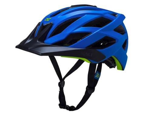 Kali Lunati Helmet (Blue/Green)